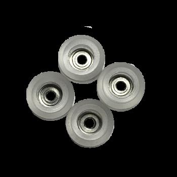 ALP Fingerboard - Transparent Wheels