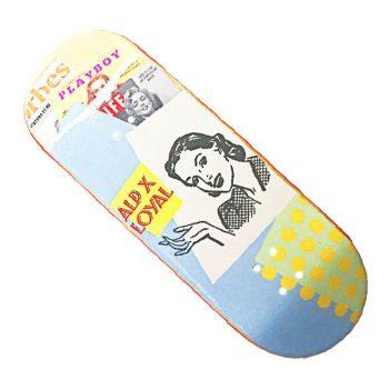 ALP Finger Skate Back to 50's