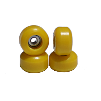 ALP Fingerboard Shop - Yellow CNC Wheels