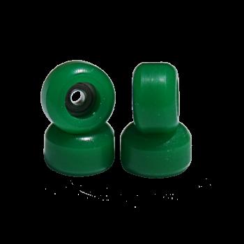 ALP Fingerboard Shop - Green CNC Wheels