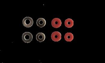 ALP Fingerboard Shop - Bushings Rojos