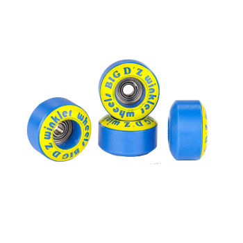 Winkler Wheels Big Daddy'z Azules en ALP Fingerboard Shop.