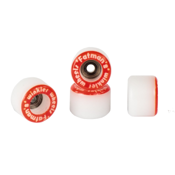 Winkler Wheels Fatman's White, disponibles en ALP Fingerboard Shop.