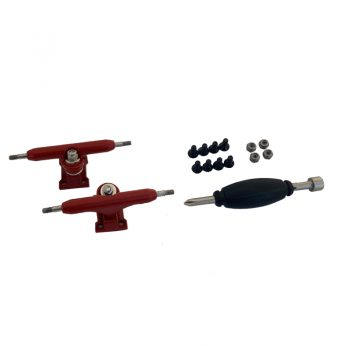 Eje Rojo 32 mm ALP Fingerboard Shop