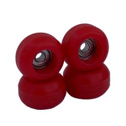 Rueda CNC Roja en ALP Fingerboard Shop