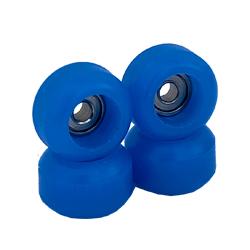 Ruedas CNC Azul Claro