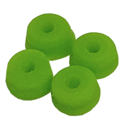 South Soft Verde Moco Hecho A Mano Por Seon En España - ALP Fingerboard Shop