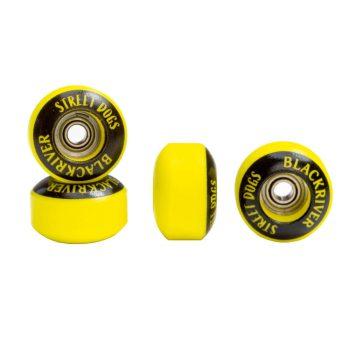 Blackriver Wheels Street Dogs Yellow