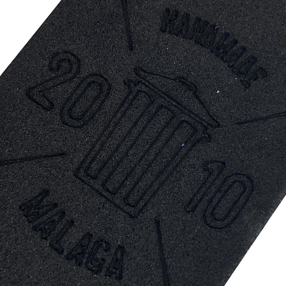 Tape Grabado Emblema En Detalle
