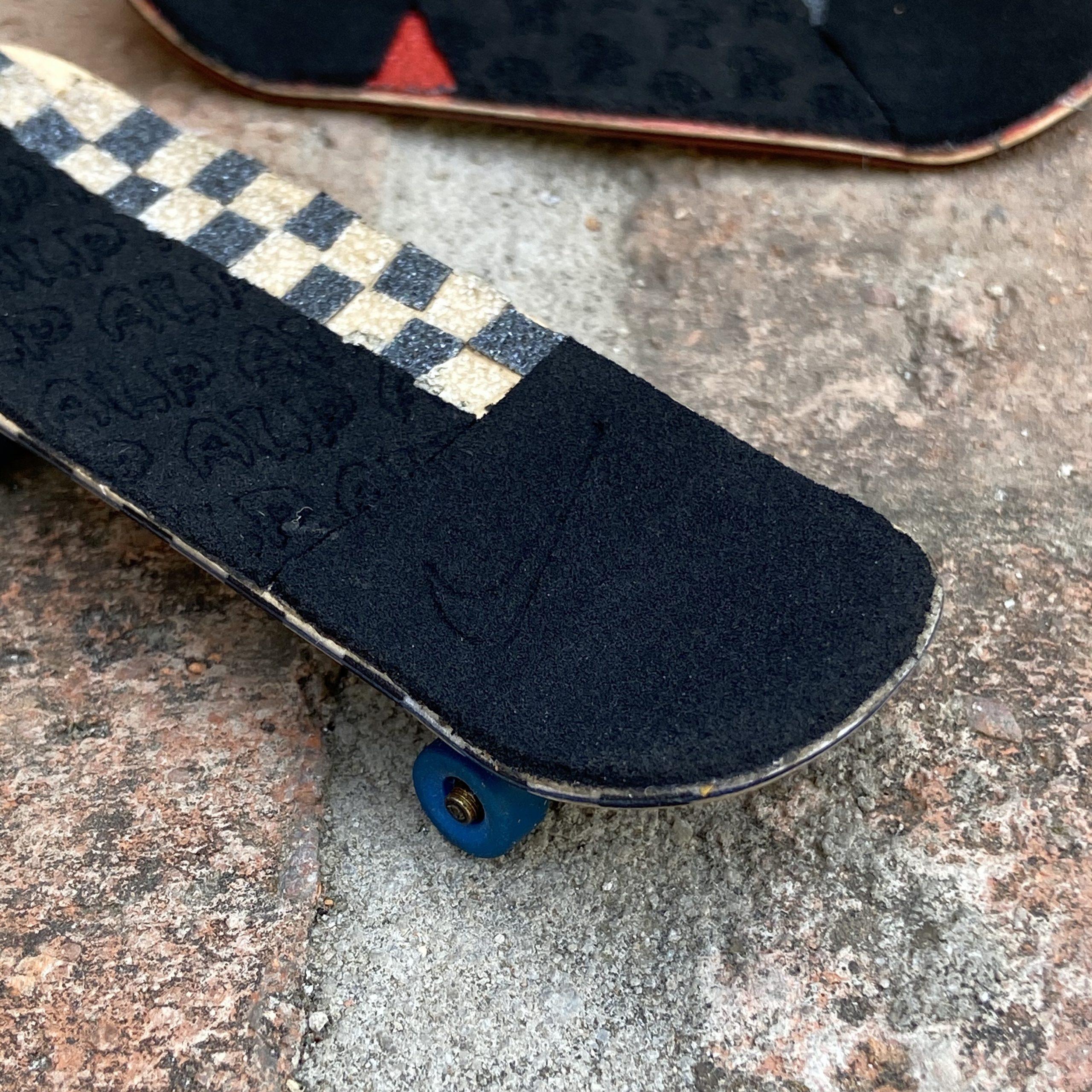 Grip Job en un Fingerboard