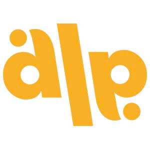 ALP Fingerboard Logo Amarillo