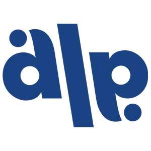 ALP Fingerboard Logo Azul