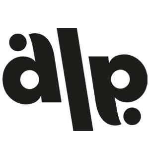 ALP Fingerboard Logo Negro