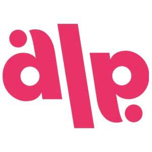 ALP Fingerboard Logo Rosa