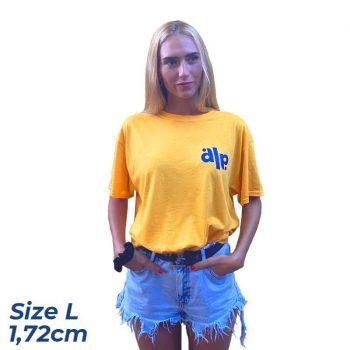 Camiseta Amarillo Always Popping