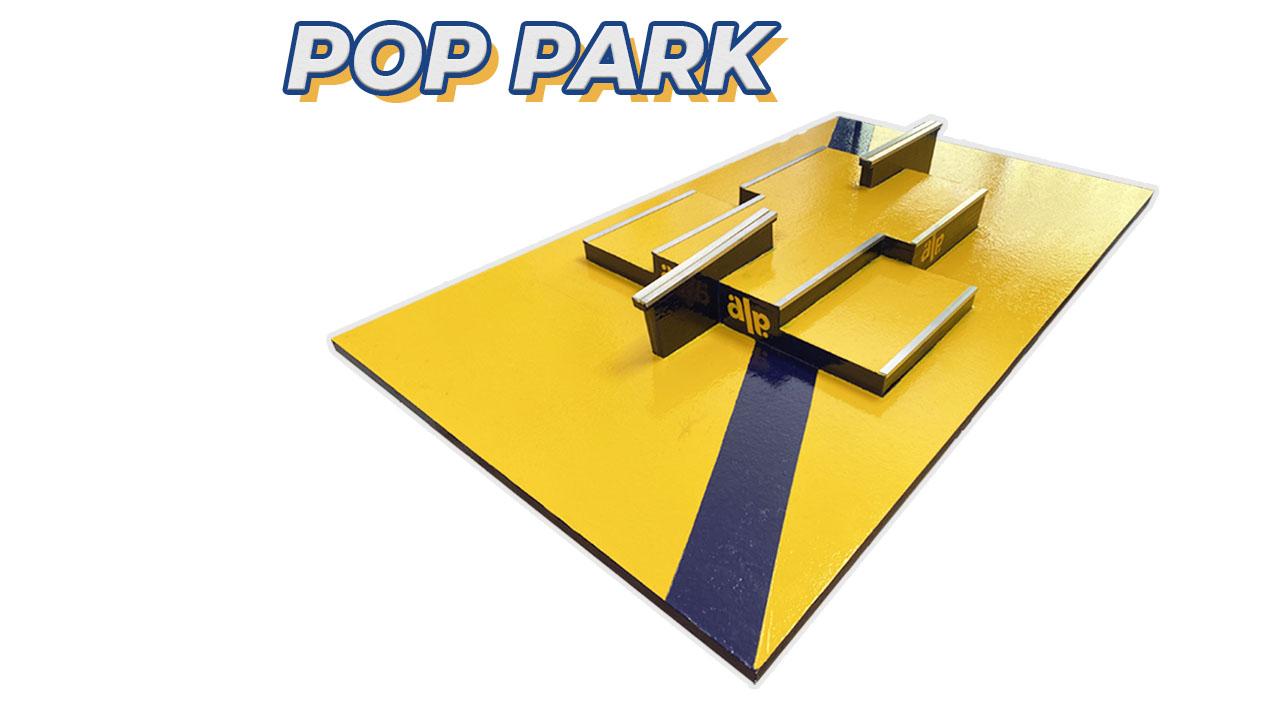 ALP Fingerpark Pop Park