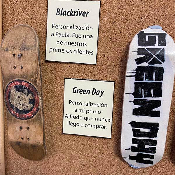 evolución alp fingerboard 2011