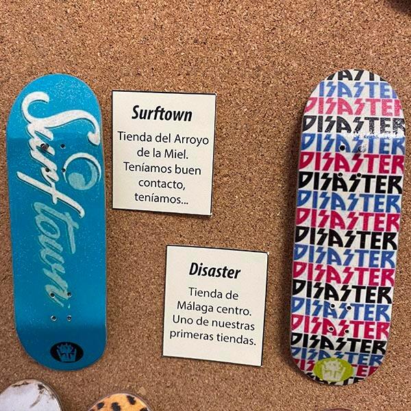 evolución alp fingerboard 2013 disaster y surftown