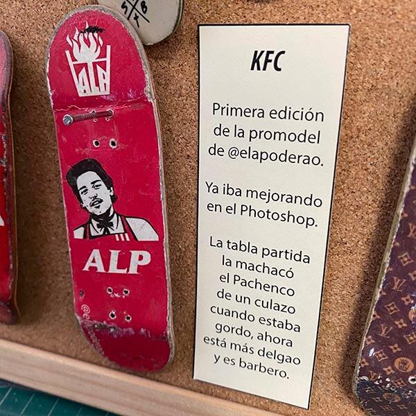 evolución alp fingerboard 2016 kfc