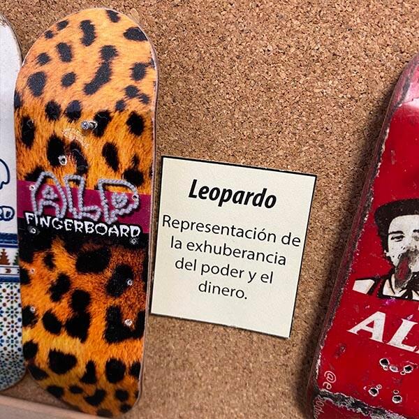 evolución alp fingerboard 2016 leopardo