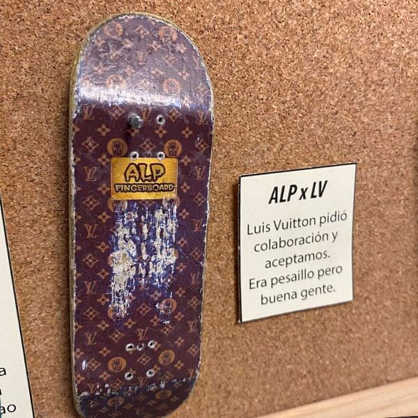 evolución alp fingerboard 2016 lv