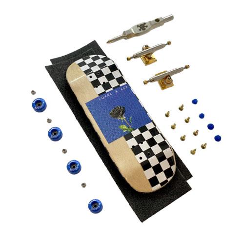 Completos de fingerboard para profesionales