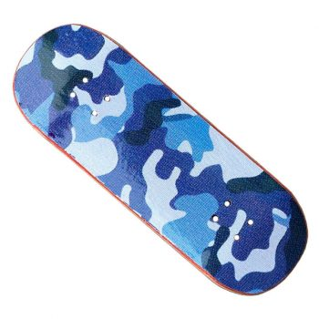 ALP Fingerboard Cammo azul