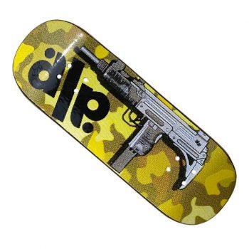 ALP Fingerboard Uzi