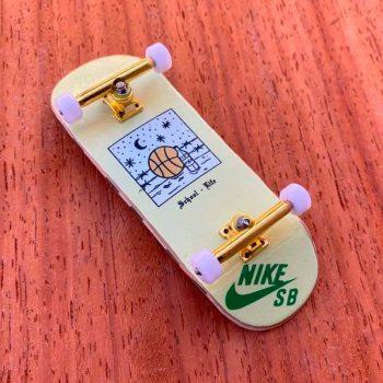 school life fingerboard completo