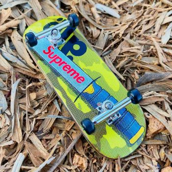 ALP Fingerboard Completo Dagger