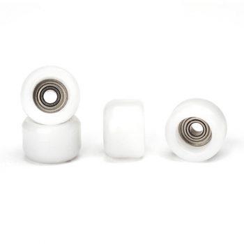 Blackriver Wheels Miniwheels White Fingerboard