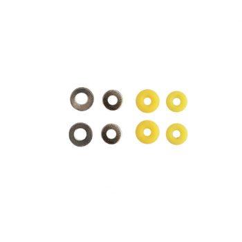 Bushings de fingerboard amarillos